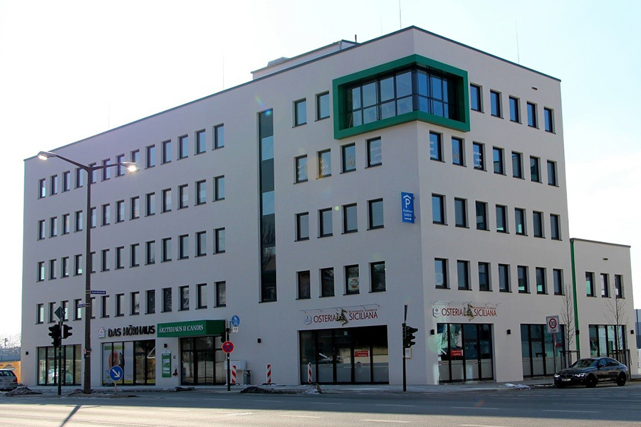 Wolfgangsbauverein Regensburg